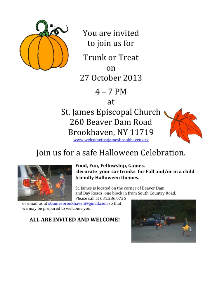 Trunk or treat13