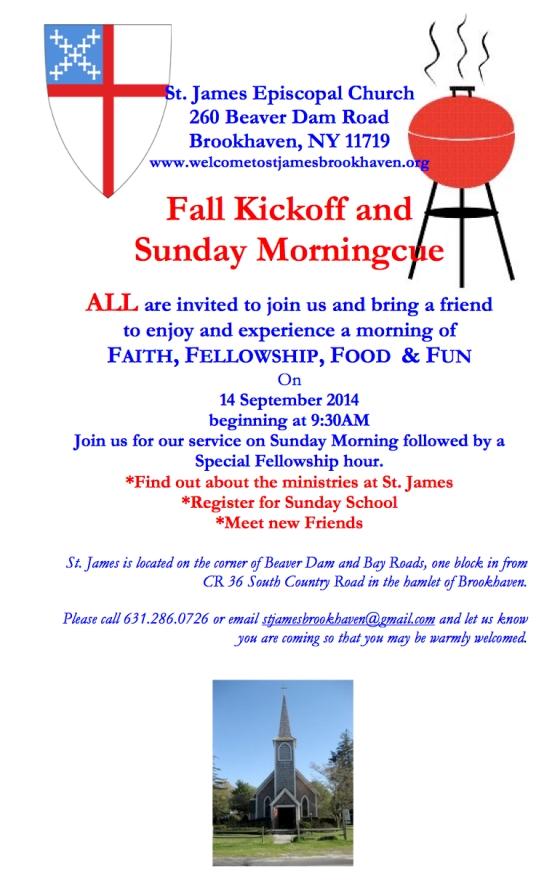Fall Kick OFF