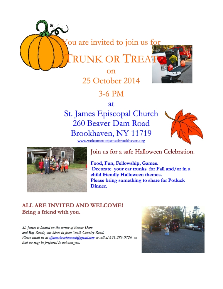Trunk or treat15
